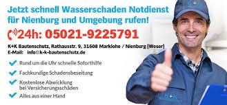 wasserschaden 31582 nienburg 24h notdienst 05021 9225791