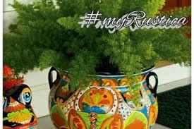 Rustic Plant Pots Home Design Ideas Hq