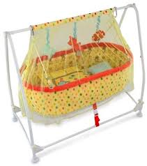 My Dear 2 in 1 Baby Swing Bed with Mosquito Net price