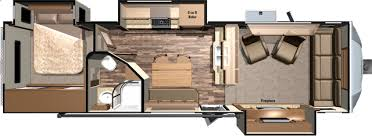 Fifth Wheel Bunkhouse Floor Plans by Astounding Front Living Room Fifth Wheel Design U2013 Best 5th Wheels