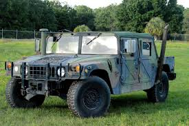 100 Old Army Trucks For Sale Buy A MilitaryGrade Humvee And Dominate Your Local Trails