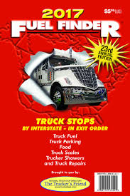 100 595 Truck Stop Fuel Finder Pocket Edition Of National Directory
