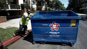 Higher Rates, Missed Pickups: L.A. Is Hearing A Rash Of Complaints ... North Americas Best Junk Removal And Hauling Service King Trash Bin Cleaning Equipment Build A Truck Or Trailer View Royal Garbage Recycling Disposal Can Baileys Classy Cans Las Vegas Home Residential Bluehill Company For Sale Equipmenttradercom Solid Waste Eco Wash Systems Industries Llc