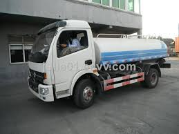 100 Water Tanker Truck Dongfeng 5000L Spraying Purchasing