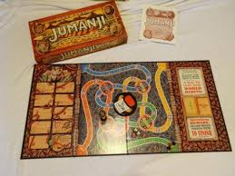 Zathura Board Game