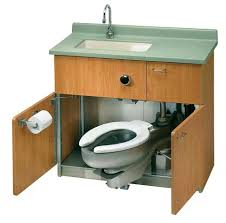 Mobile Self Contained Portable Electric Sink by Compact Toilet And Sink For Camper Camping Pinterest Toilet