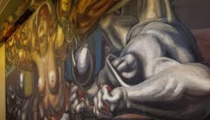 Diego Rivera Rockefeller Mural by Diego Rivera In Mexico City U2013 Demerjee Travels U0026 More