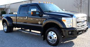100 Dually Truck For Sale 2015 FORD F450 CREW CAB PLATINUM For Sale In