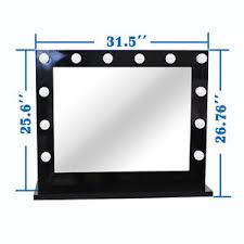 makeup mirror with lights vanity dressing room
