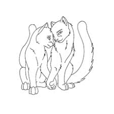 Top 25 Free Printable Warrior Cats Coloring Pages Online Cat Sheets