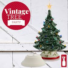 Vintage Christmas Tree Painting Party 11012018 630 800 By Reservation Only