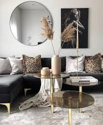 black and gold lounge havenlylivingroom black and gold