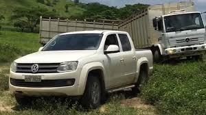 100 Volkswagen Trucks THE POWER OF VOLKSWAGEN AMAROK PULLING BIG TRUCKS YouTube