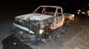Cherished Mini-truck Stolen And Burnt Out Near Neville | Video ...