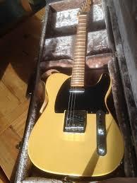 2013 Fender Road Worn Telecaster Electric Guitar