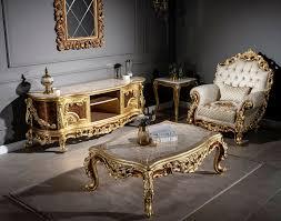 casa padrino luxus barock tv schrank creme beige braun gold 185 x 50 x h 72 cm edler fernsehschrank mit 2 türen prunkvolle barock