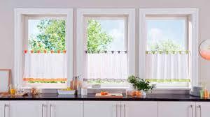 scheibengardine bitola my home schlaufen 1 stück fertiggardine transparent