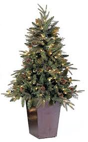 Green River Spruce GKI Bethlehem Lighting Prelit Christmas Tree