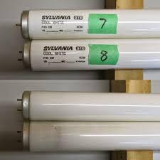 T12 4 Lamp Fluorescent Ballast by Georgesworkshop Testing Fluorescent Fixtures 40 Watt