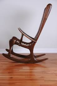 Sam Maloof Rocking Chair Auction by 192 Best Rocking Chairs Images On Pinterest Antique Furniture