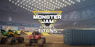 100 Monster Trucks Free Games Jam Steel Titans Review The Potential Crashes And Burns