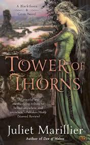 Tower Of Thorns Blackthorn Grim Series 2 By Juliet Marillier Paperback
