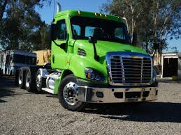 100 Day Cab Trucks For Sale 2014 FREIGHTLINER CASCADIA TANDEM AXLE DAYCAB FOR SALE 8877