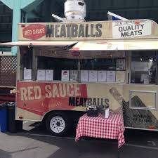Red Sauce Meatballs - San Francisco Food Trucks - Roaming Hunger Twitter Users Hail Trump Surrogate Warning Of The 8 Best Food Trucks In San Francisco Xtreme Foodies 10 Essential For Summer Eater Sf Hlights From A Tour Of Sfs Newest Street Food Trucks Eat Rodericks Roaming Hunger What I Ate Wednesday 2 Eats Barr Table Kome Sushi Burrito Places Ive Eaten Golden Waffle And Candybar Food Trucks Getting Leo Gong Photography Photographer Karas Cupcakes Usa Eatst Hello Kitty Caf Truck Will Return To Delivering