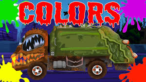 Evil Garbage Truck | Learn Colors | Kids Scary Color Song - YouTube Heil 7000 Garbage Truck St Petersburg Sanitation Youtube Song For Kids Videos Children Kaohsiung Taiwan Garbage Truck Song The Wheels On Original Nursery Rhymes Road Rangers Frank Ep Garbage Truck Spiderman Cartoon Trash Taiwanese Has A Sweet Finger Family Daddy Video For Car Babies Trucks Route In Action First Gear Freightliner M2 Mcneilus Rear Load
