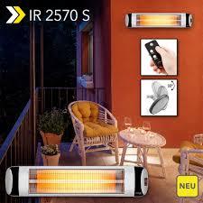 trotec24 neu infrarot heizstrahler ir 2570 s macht im