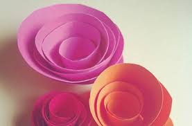 Awesome Essentials Paper Rose Craft Learn How To Make With A Out Of