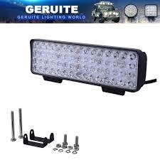 100 Truck Spotlights GERUITE 180W LED Spotlight Car Lights For SUV Boating Hunting