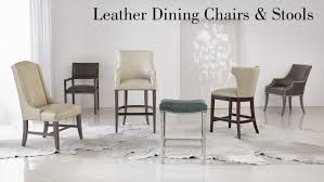 Leather Dining Stools & Chairs | Bernhardt Jet Set Ding Room Items Bernhardt Santa Bbara Includes Table And 4 Side Chairs By At Morris Home 78 Off Embassy Row Cherry Carved Wood Haven Chair Each 80 Gray Deco All Montebella 9 Piece Baers Design Couch Sale Interiors Keeley Of 2