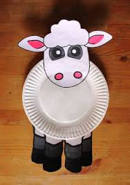 Paper Plates Animal Craft Ideas