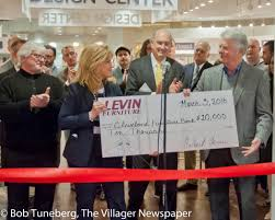 """Levin Furniture Celebrates Grand Opening with """"Beds for Kids"""" Gift"""