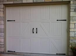 Garage Doors Without Windows Carriage Style Garage Doors No