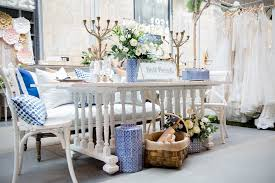 Pictured Here Bash Panache Displays Items From Their Beautiful Rental Collections