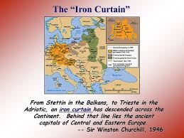Who Coined The Iron Curtain by United States History The Cold War Conflicts Ppt Download