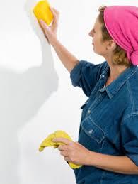 comment lessiver un plafond comment laver les murs envie de plus