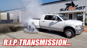 100 What Transmission Is In My Truck How I RUINED Diesels Dont Ever Try This YouTube