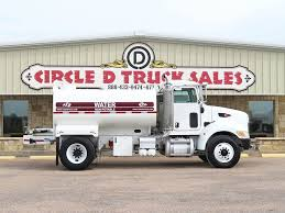 100 240 Truck 2007 Peterbilt 335 Single Axle Water Cummins ISC HP