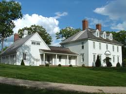 Colonial Homes by The Federal Colonial Exterior Trim And Siding The