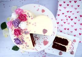 velvet cake meine backwelt