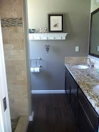 Mosaic Tile Company Owings Mills by Black Penny Tile Black Hexagon Tiles With Seeded Glass Cabinetry