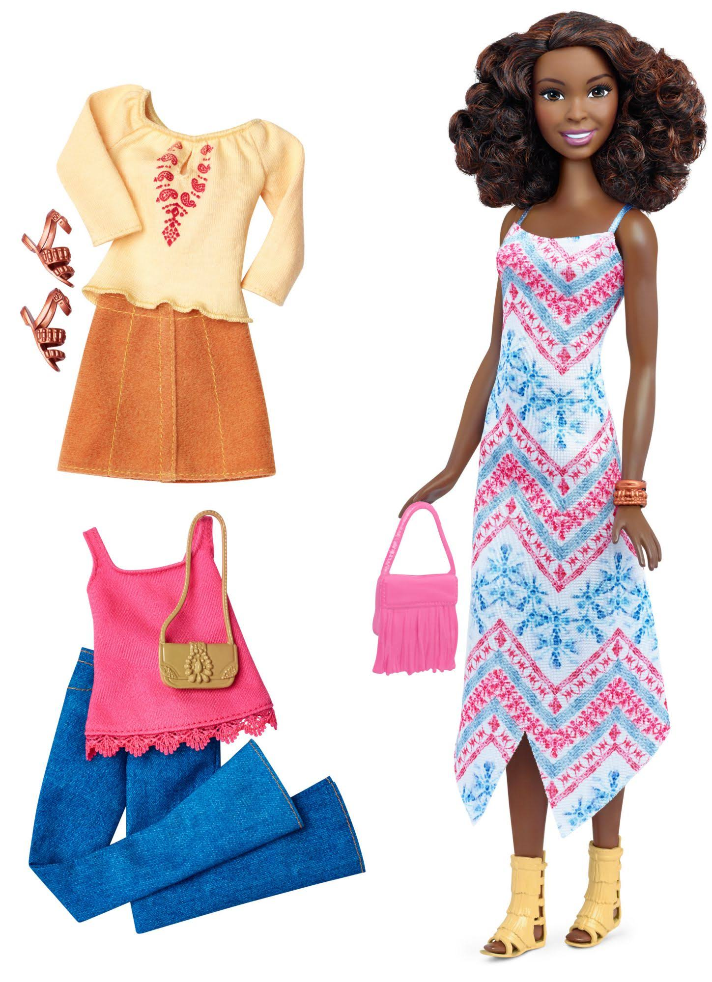 Barbie Fashionistas Doll - Boho Fringe