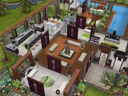 Sims 3 Kitchen Ideas by House 75 Remodelled Player Designed House Ground Level Sims