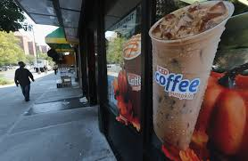 Dunkin Donuts Pumpkin Cold Brew by Cold Coffee Market Is Booming In U S