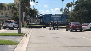 100 Garbage Trucks In Action No Charges For Tampa Garbage Truck Driver Who Hit Killed Woman On