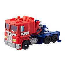 100 Optimus Prime Truck Model TRANSFORMERS GENERATIONS PRIMES LEADER OPTIMUS PRIME Walmartcom