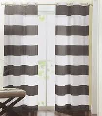 tommy hilfiger cabana wide stripes curtains 2 panels 50 by 84 inch